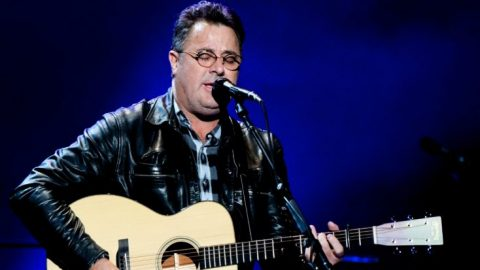 Vince Gill Talks Writing 'Go Rest High' – 'It Goes A Few Notches Deeper' He Said In 2016 Interview | Country Music Videos