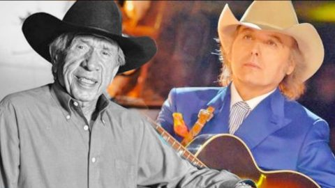 Dwight Yoakam Fights Back Tears During Performance At Buck Owens' Funeral | Country Music Videos