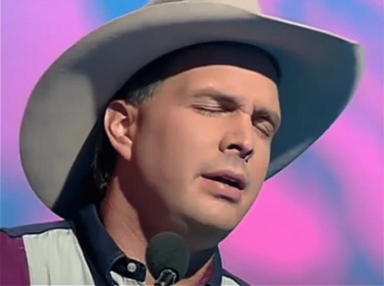Country rebel, Garth Brooks