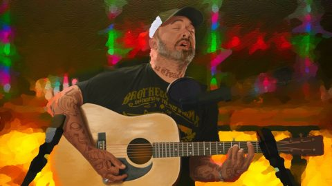 Aaron Lewis Pleads To Reconcile After Battling Demons In 'Lost & Lonely' | Country Music Videos