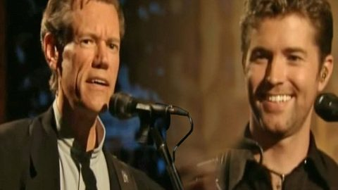 Randy Travis & Josh Turner Team Up For Unreal 'Forever And Ever, Amen' Duet | Country Music Videos