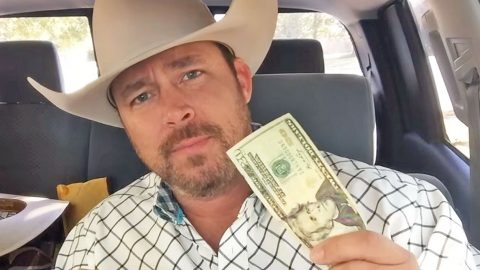 You'll Never Believe What The 'Ranting Cowboy' Compares Twenty Dollars To!   Country Music Videos