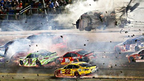 NASCAR & Daytona Sued Over 'Toxic Fluid' And Injuries In Horrible Crash | Country Music Videos