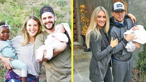 Get Ready To Go Gaga Over Some Photos Of Country Music Babies Welcomed In 2017 | Country Music Videos