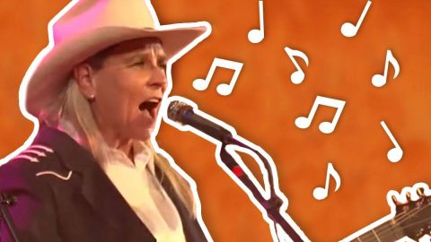 Hank Williams' Daughter Jett Makes Him Proud With Toe-Tappin' Version Of 'Jambalaya' | Country Music Videos