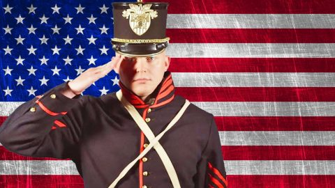 This Video Showing 240 Years Of Army Uniforms In 2 Minutes Will Give Y'all Chills!   Country Music Videos