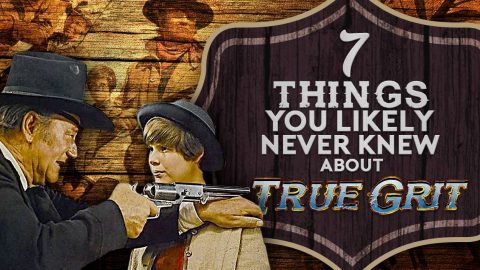 7 Things You Likely Never Knew About 'True Grit'   Country Music Videos