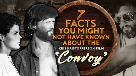 7 Facts You Might Not Have Known About The Kris Kristofferson Film 'Convoy' | Country Music Videos
