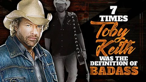 7 Times Toby Keith Was The Definition Of Bad Ass | Country Music Videos