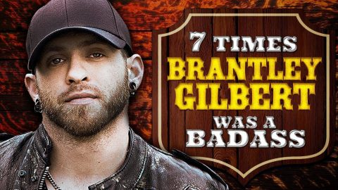 7 Times Brantley Gilbert Was A Badass | Country Music Videos