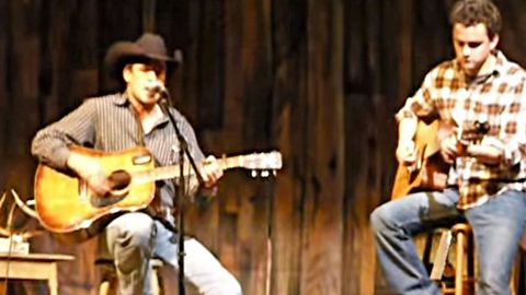 2 Cowboys Give Killer Cover Of 'Back When I Knew It All'   Country Music Videos
