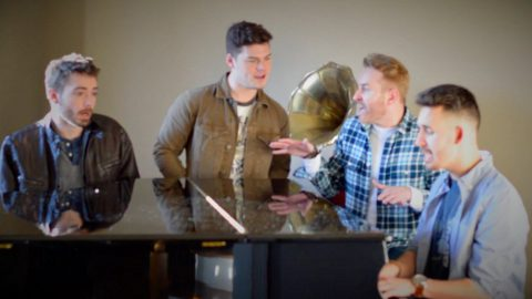 Country Quartet Puts Four-Part Harmony Spin On Keith Urban's 'Somebody Like You' | Country Music Videos