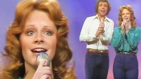 RARE: 1970s Reba McEntire Shines In Stunning Duet With Jacky Ward | Country Music Videos