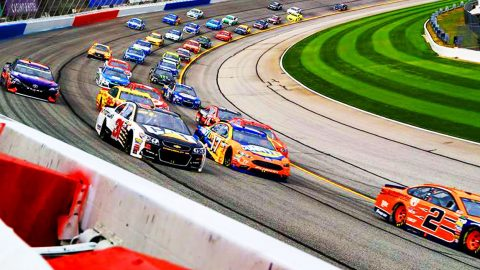After 20 Years, NASCAR Track Makes Major Change | Country Music Videos