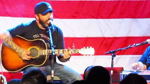 When You Hear Aaron Lewis' Cover Of Blake Shelton's #1 Hit, You'll Be Begging For More! | Country Music Videos