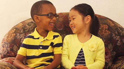 Two Adopted Siblings Will Warm Your Heart With Their Father's Day Message!   Country Music Videos