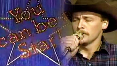 "Alan Jackson – He Stopped Loving Her Today on ""You Can Be A Star!"" 