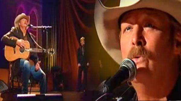Alan Jackson – I Love To Tell The Story | Country Rebel