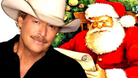 Alan jackson u2013 santa claus is coming to town video country rebel