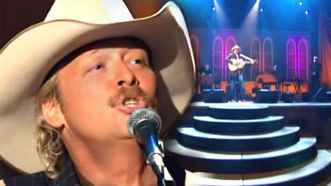 Alan Jackson – Standing On The Promises   Country Music Videos