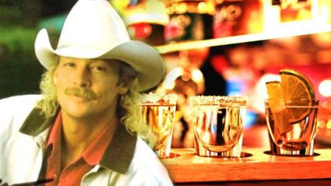 Alan Jackson – Tequila Sunrise (VIDEO) | Country Music Videos