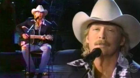 Alan Jackson – Where Were You (Live)   Country Music Videos