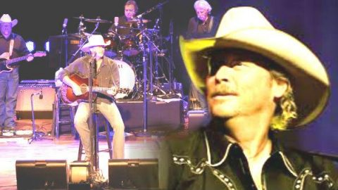 Alan Jackson And Rick Hargis – Mercury Blues (VIDEO) | Country Music Videos