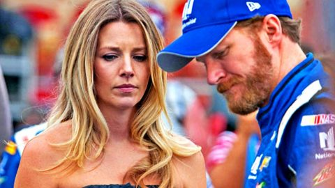 Dale Jr.'s Wife Reacts To Retirement In Emotional Statement   Country Music Videos