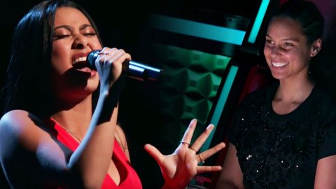Alicia Keys' Protégé Unleashes Fierce Carrie Underwood Cover That Will Blow You Away | Country Music Videos