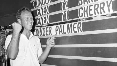 Legendary Golf Pro Arnold Palmer Dies | Country Music Videos