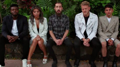 Beloved Member Of Pentatonix Exits Group In Tearful Goodbye Video | Country Music Videos