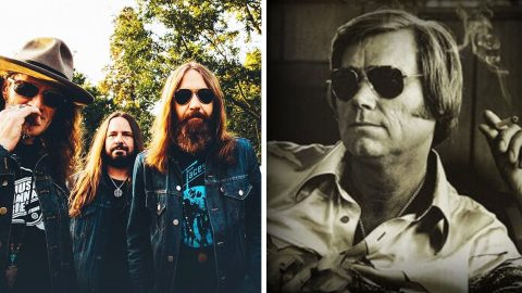 George Jones & Blackberry Smoke Team Up For Unforgettable Willie Nelson Cover | Country Music Videos