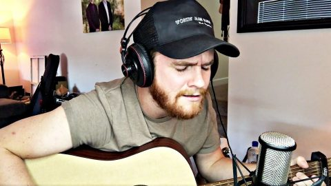 Merle Haggard's Son Unleashes Impressive Cover Of Country Classic, 'Long Black Veil' | Country Music Videos