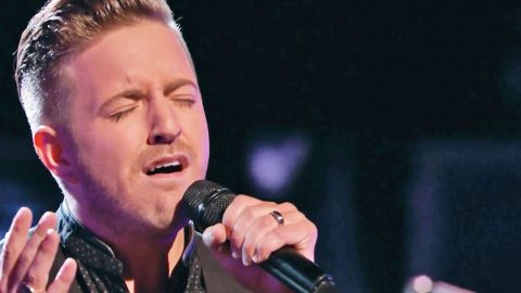 Sparks Fly As Billy Gilman Unleashes Perfect 'Voice' Performance   Country Music Videos