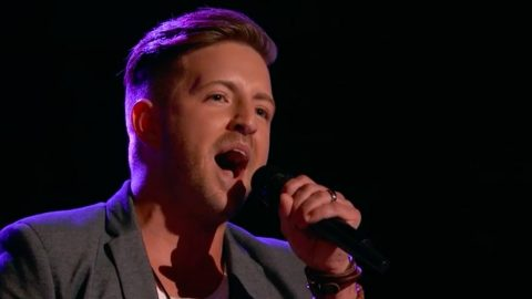 Billy Gilman Slays Adele Cover In Leaked 'Voice' Audition Video | Country Music Videos