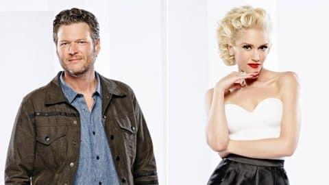 Gwen Stefani Congratulates Blake Shelton In One SUPER Creative Way   Country Music Videos
