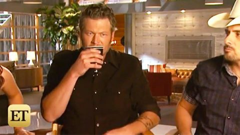 Blake Shelton Reveals How He Saved His Own Life! | Country Music Videos