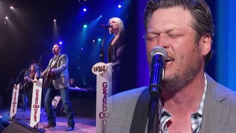 Blake Shelton – Honey Bee – LIVE At The Grand Ole Oprey | Country Music Videos