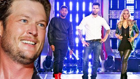 Blake Shelton & The Voice Cast – Premiere Medley (LIVE) (WATCH) | Country Music Videos