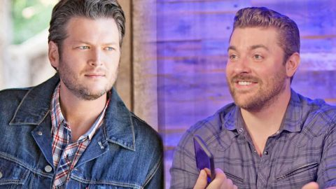 Chris Young Wishes He Had Written Blake Shelton's 'God Gave Me You' | Country Music Videos