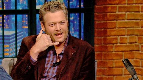 3 BIZARRE Gifts Blake Shelton Has Been Given   Country Music Videos