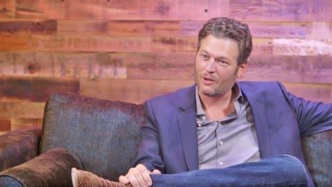 Blake Shelton Shares His Weirdest Guiltiest Pleasure | Country Music Videos