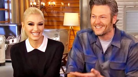 Blake Shelton Shows His Affection For Gwen In New Interview | Country Music Videos