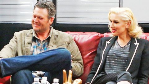 Blake Shelton And Gwen Stefani Share Photo That Breaks The Internet | Country Music Videos