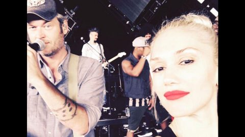 Is Blake Shelton Working On Another Duet With Gwen Stefani? | Country Music Videos