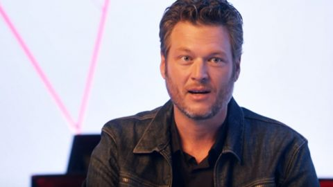 Blake Shelton Confesses He Was Nervous About Gwen's 'Voice' Return | Country Music Videos