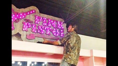 Photos Spark Rumors Blake Is Shooting New Video In Miranda's Pink Pistol | Country Music Videos
