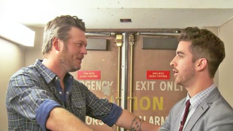 Blake Shelton Attempts To Change His Accent And The Outcome Is Hilarious | Country Music Videos