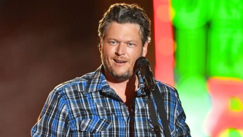 Blake Shelton Slams Tabloids At Nashville #1 Party | Country Music Videos