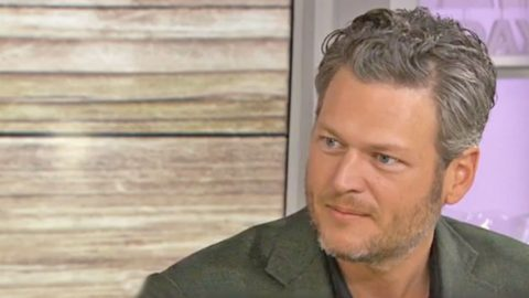 Blake Shelton Ends Speculation About What He Was Filming Near Ex-Wife's Boutique | Country Music Videos